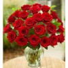 24 Red Roses at Alamo Heights Flowers and More