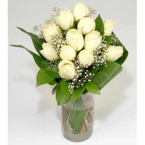 Tropical white Tulips at Alamo Heights Flowers and More Flowers in ...
