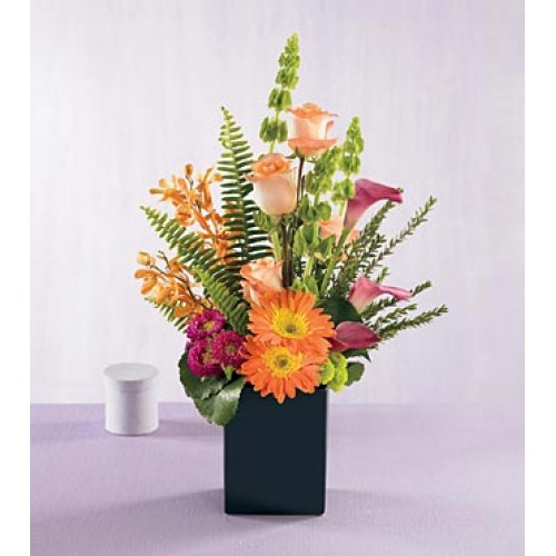 Breathtaking Blooms Bouquet by Alamo Heights Flowers and More