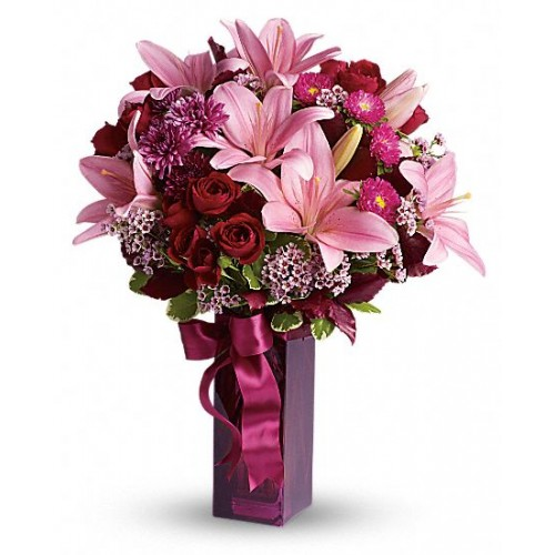 Fall in Love by Alamo Heights Flowers and More